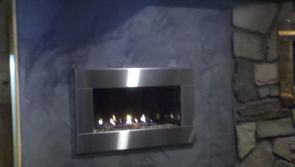 Modern Fireplace by Wilkening Fireplace