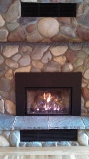 Wilkening Fireplace Showroom in Walker